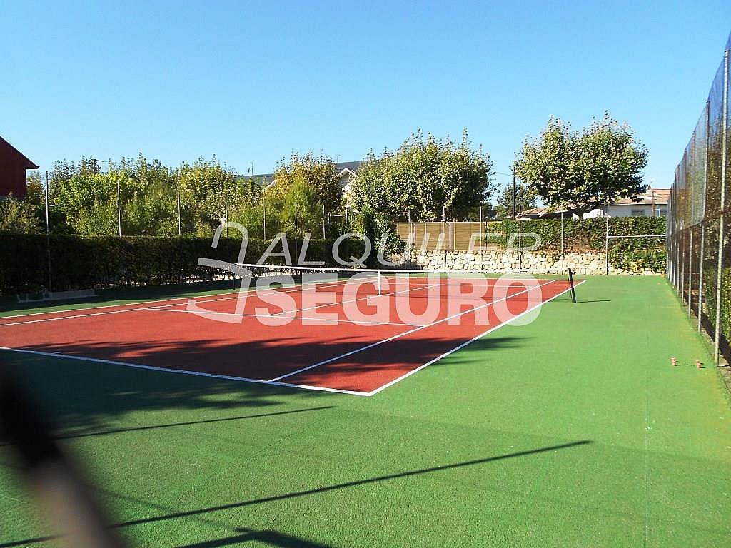 Casa en alquiler en calle El Tirol, Galapagar - 323761800