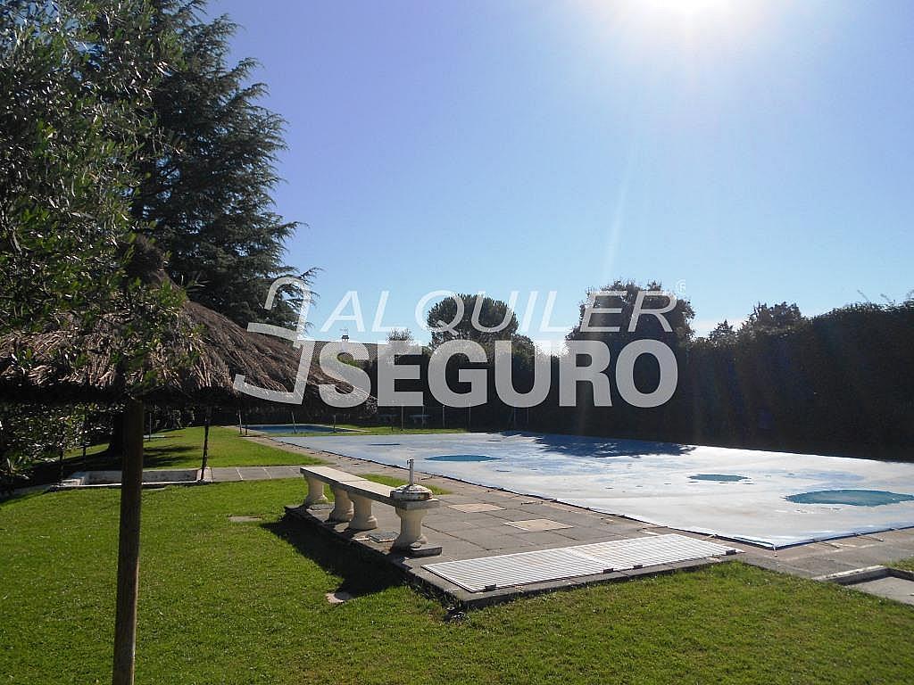 Casa en alquiler en calle El Tirol, Galapagar - 323761803