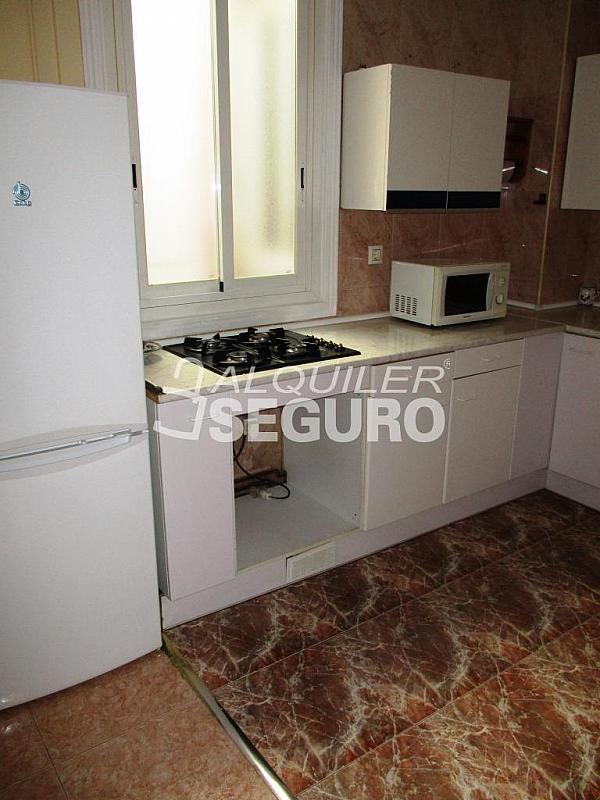 Piso en alquiler en calle Alcalá, Ventas en Madrid - 327882982