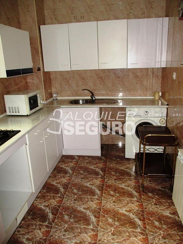 Piso en alquiler en calle Alcalá, Ventas en Madrid - 327882985