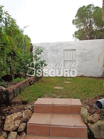 Casa en alquiler en calle Marmellà, El Putxet i Farró en Barcelona - 329435011