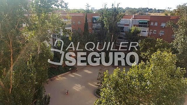 Piso en alquiler en paseo Eugenia de Montijo, Vista Alegre en Madrid - 330930753