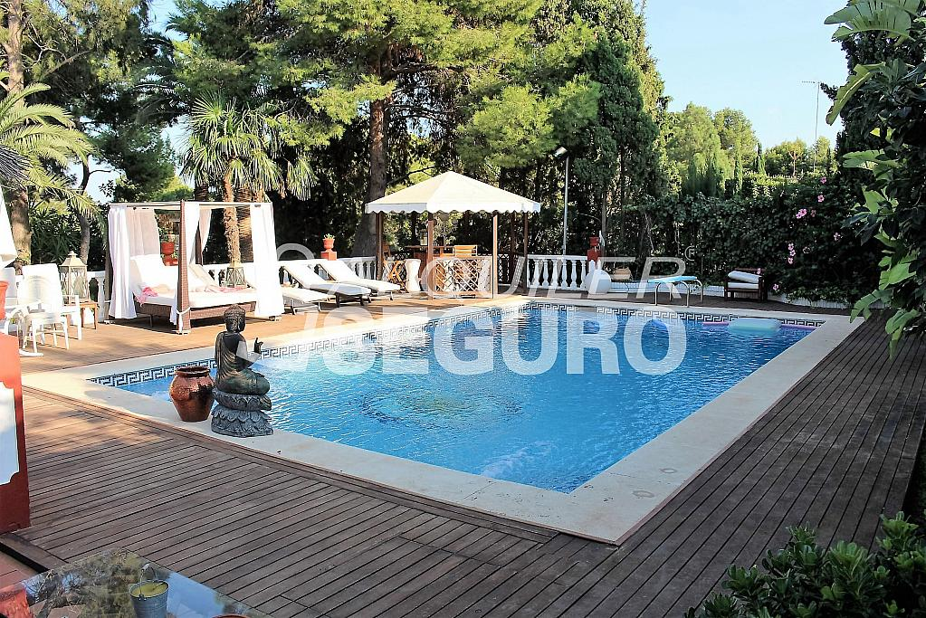 Casa en alquiler en urbanización Santa Bárbara, Rocafort - 330930771