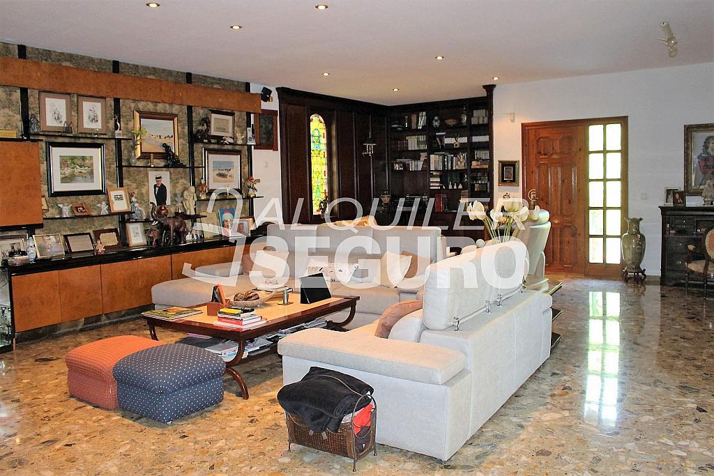 Casa en alquiler en urbanización Santa Bárbara, Rocafort - 330930777