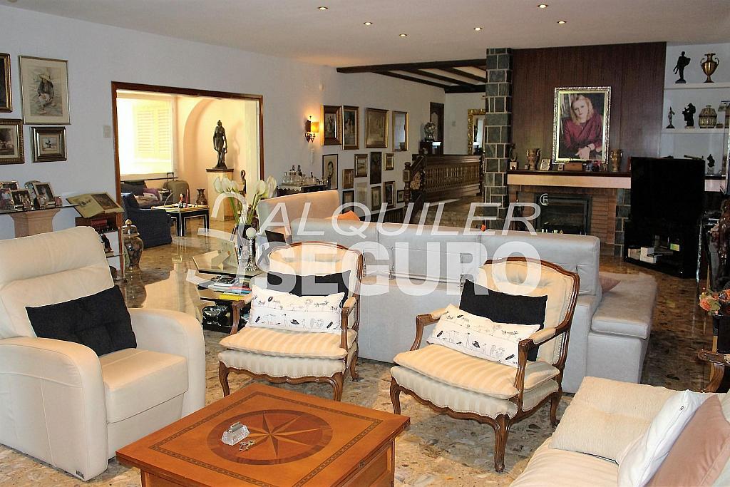 Casa en alquiler en urbanización Santa Bárbara, Rocafort - 330930780