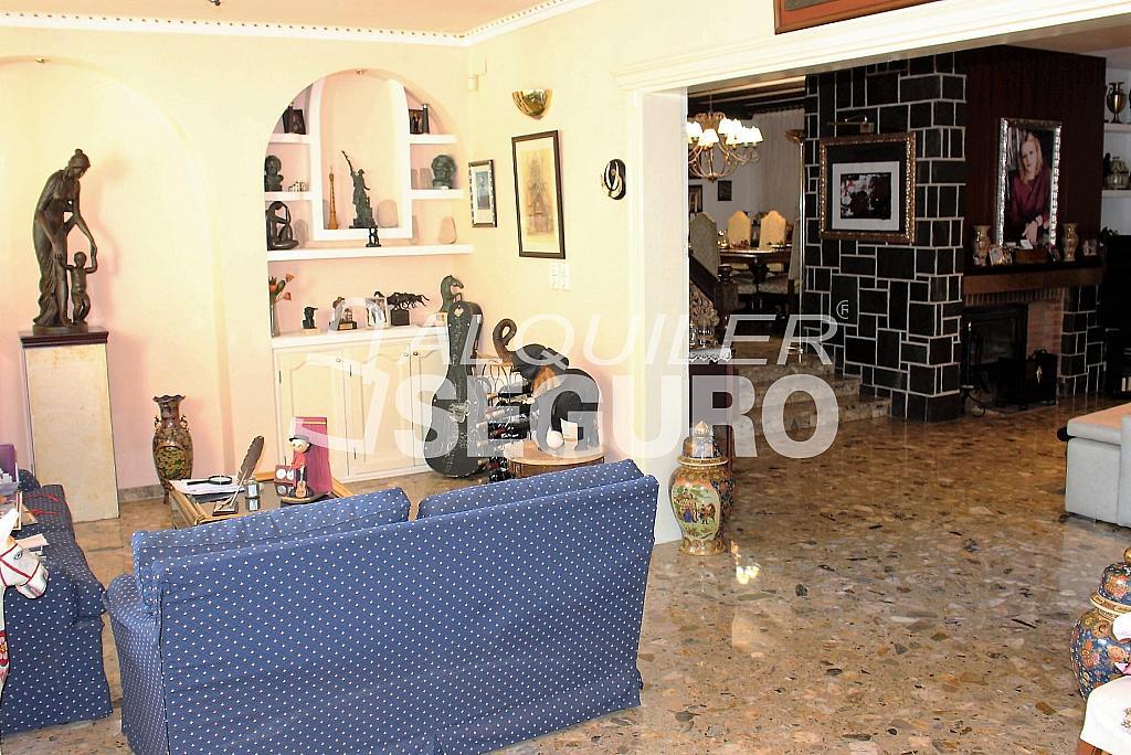 Casa en alquiler en urbanización Santa Bárbara, Rocafort - 330930783