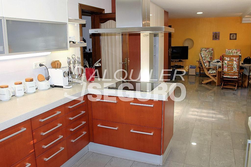 Casa en alquiler en urbanización Santa Bárbara, Rocafort - 330930819