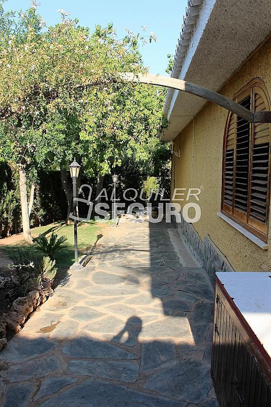 Casa en alquiler en urbanización Santa Bárbara, Rocafort - 330930825