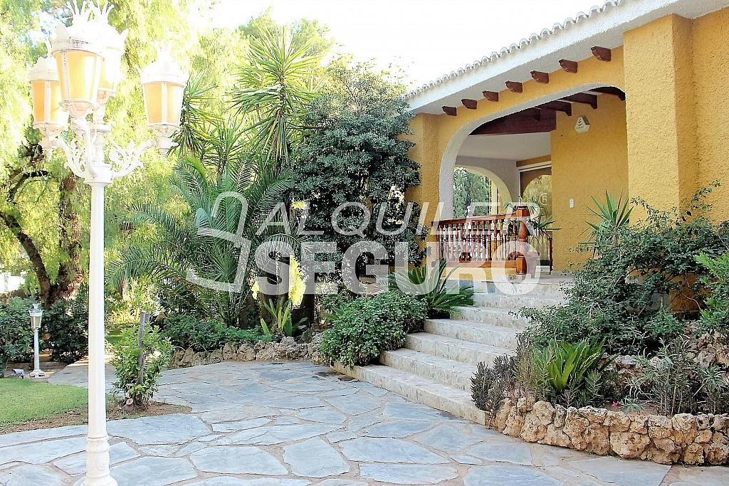 Casa en alquiler en urbanización Santa Bárbara, Rocafort - 330930828