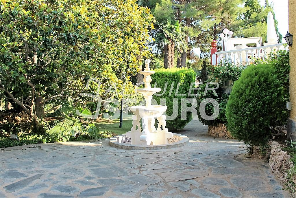 Casa en alquiler en urbanización Santa Bárbara, Rocafort - 330930837