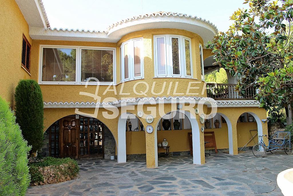Casa en alquiler en urbanización Santa Bárbara, Rocafort - 330930840