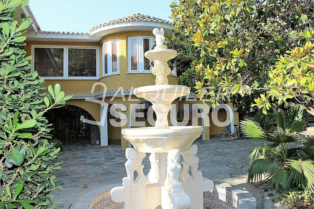 Casa en alquiler en urbanización Santa Bárbara, Rocafort - 330930843