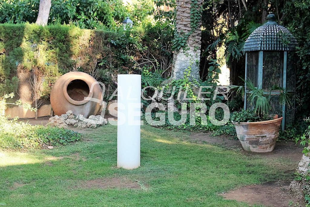 Casa en alquiler en urbanización Santa Bárbara, Rocafort - 330930849