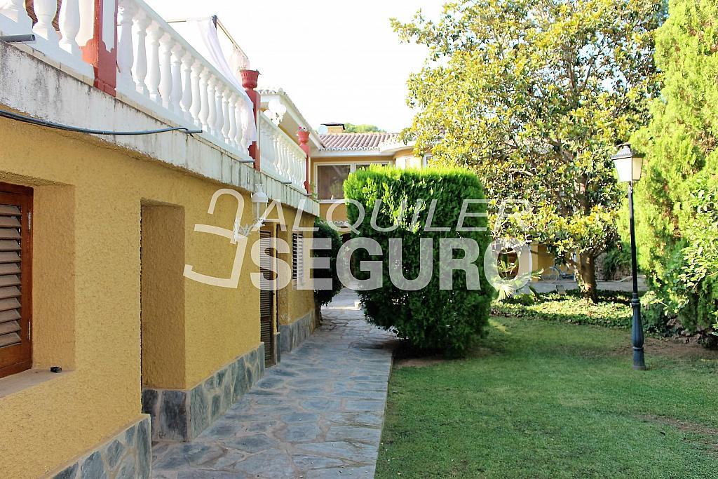 Casa en alquiler en urbanización Santa Bárbara, Rocafort - 330930852