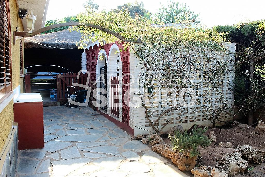 Casa en alquiler en urbanización Santa Bárbara, Rocafort - 330930861