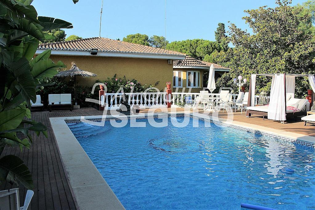 Casa en alquiler en urbanización Santa Bárbara, Rocafort - 330930864