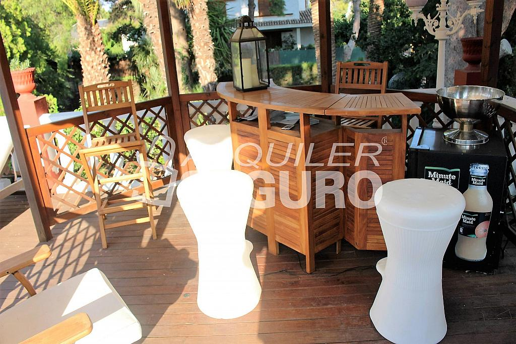 Casa en alquiler en urbanización Santa Bárbara, Rocafort - 330930867