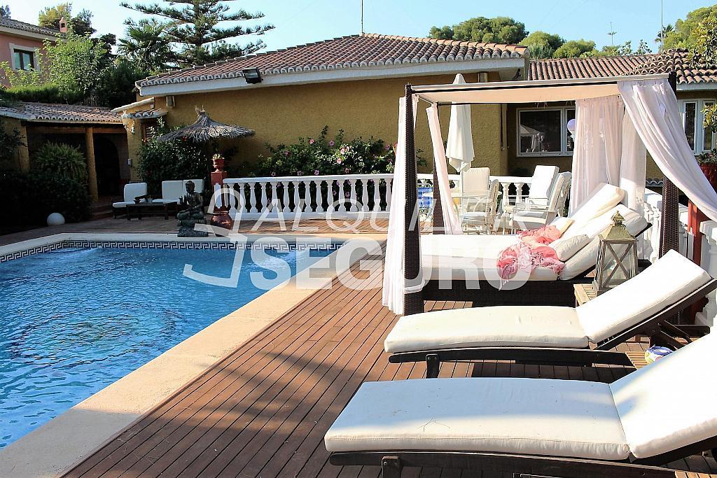 Casa en alquiler en urbanización Santa Bárbara, Rocafort - 330930870