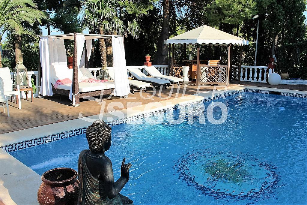 Casa en alquiler en urbanización Santa Bárbara, Rocafort - 330930873