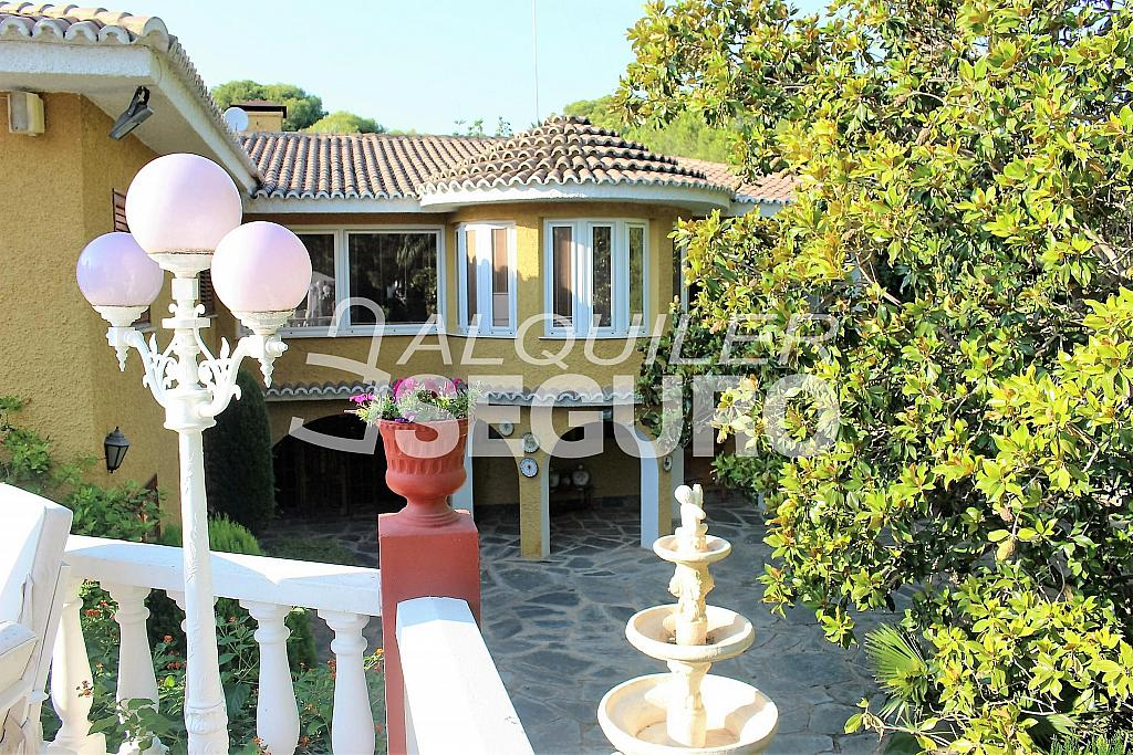 Casa en alquiler en urbanización Santa Bárbara, Rocafort - 330930876