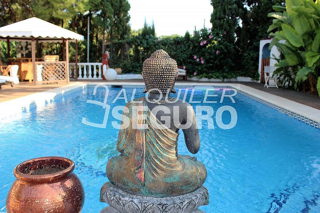 Casa en alquiler en urbanización Santa Bárbara, Rocafort - 330930879