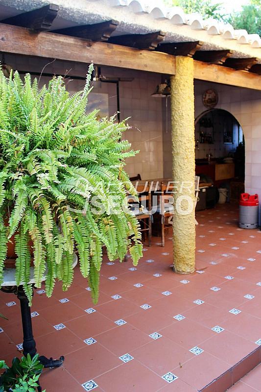 Casa en alquiler en urbanización Santa Bárbara, Rocafort - 330930882