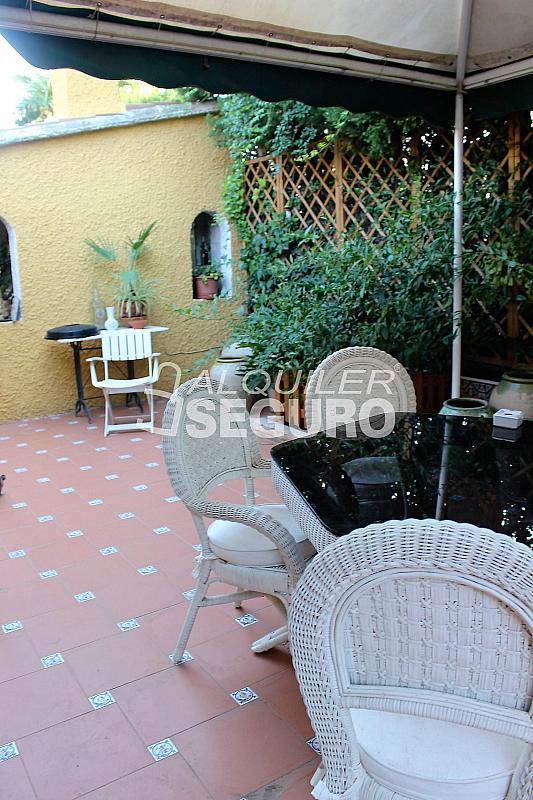Casa en alquiler en urbanización Santa Bárbara, Rocafort - 330930900