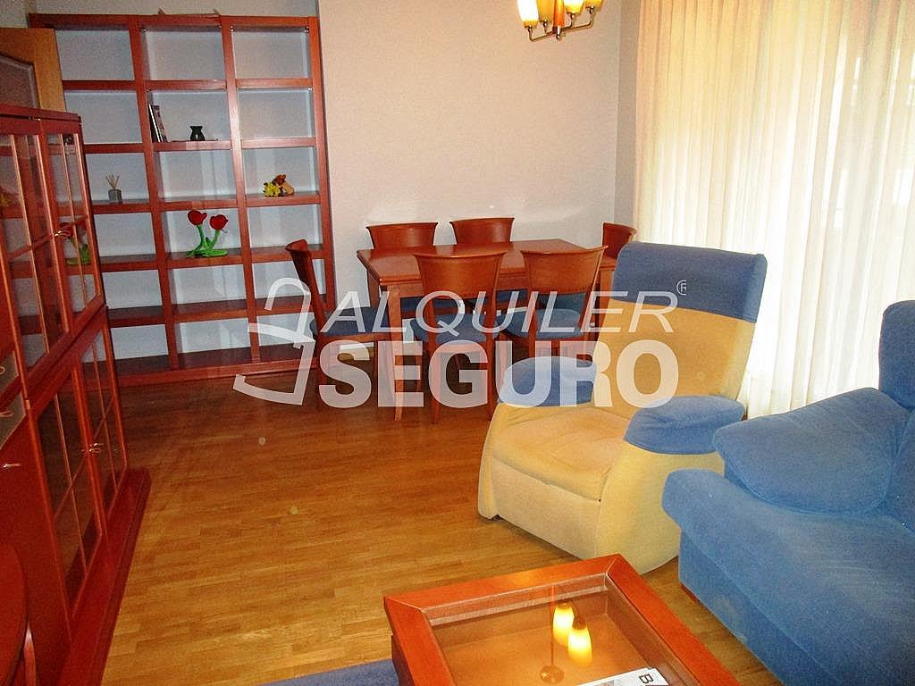 Piso en alquiler en calle Jorge Luis Borges, Ensanche en Alcalá de Henares - 331538274