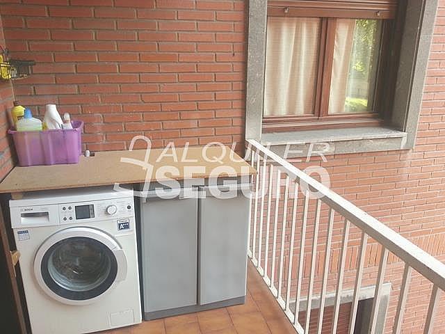 Piso en alquiler en paseo Campo Volantín, Uribarri en Bilbao - 332296612