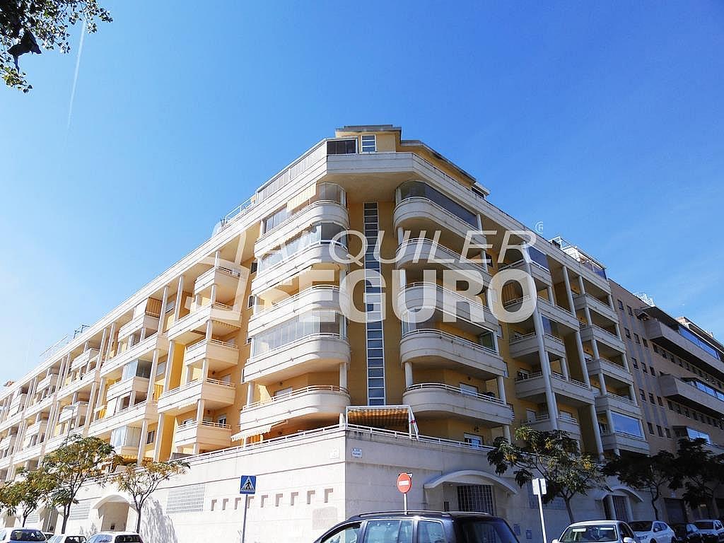 Ático en alquiler en calle Bulevar Pilar Miro, Carretera de Cádiz en Málaga - 348752012