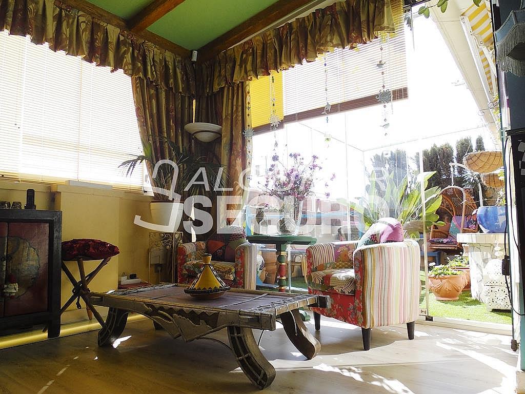Ático en alquiler en calle Bulevar Pilar Miro, Carretera de Cádiz en Málaga - 348752021