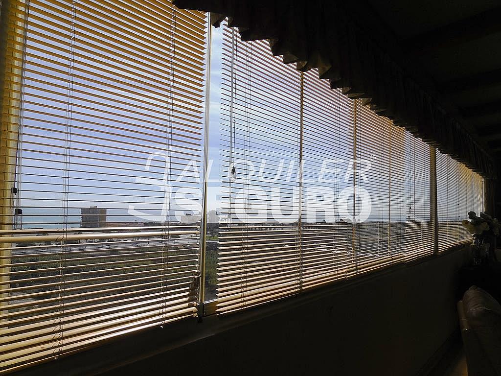Ático en alquiler en calle Bulevar Pilar Miro, Carretera de Cádiz en Málaga - 348752033