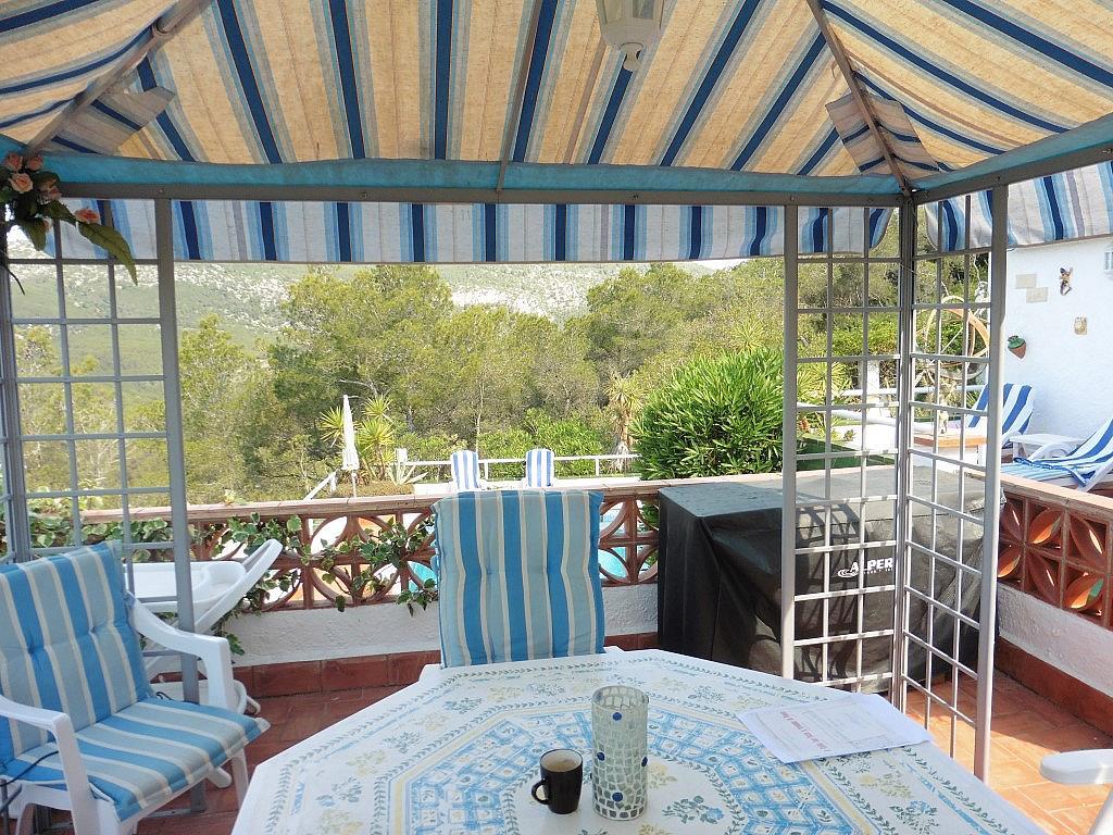 Porche - Apartamento en venta en Muntanya del mar en Canyelles - 285615864