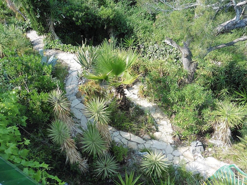 Jardín - Apartamento en venta en Muntanya del mar en Canyelles - 285615888