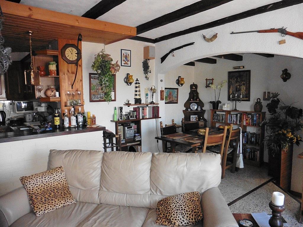 Comedor - Apartamento en venta en Muntanya del mar en Canyelles - 285616264