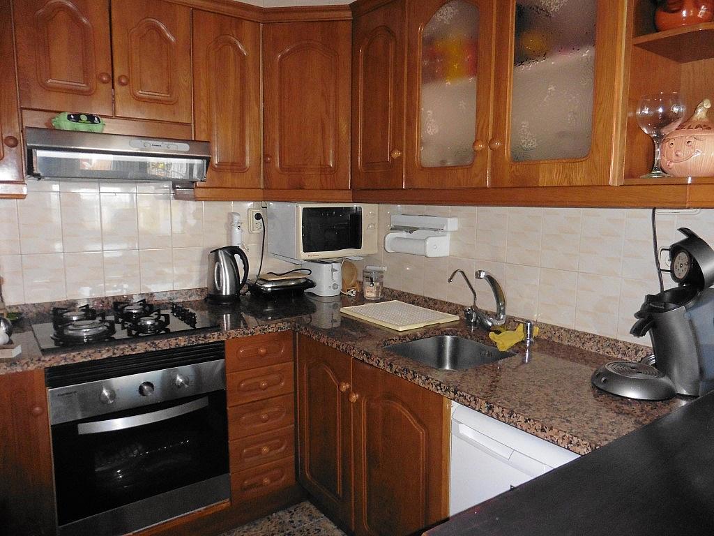 Cocina - Apartamento en venta en Muntanya del mar en Canyelles - 285616270