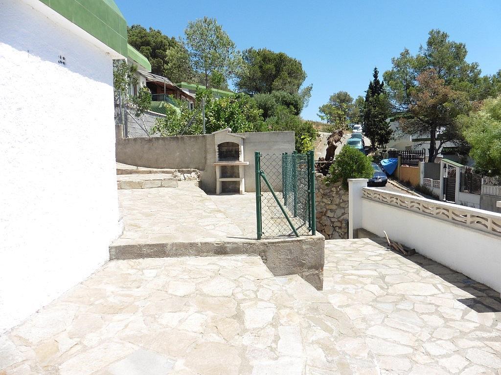 Terraza - Apartamento en venta en Muntanya del mar en Canyelles - 299717882