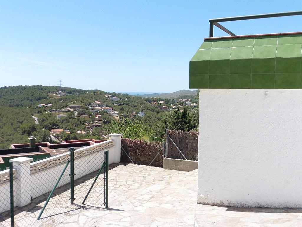Terraza - Apartamento en venta en Muntanya del mar en Canyelles - 299717901