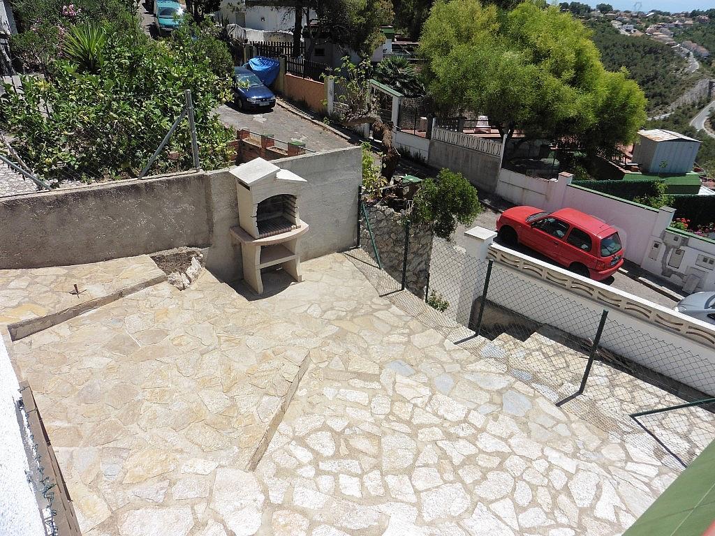 Terraza - Apartamento en venta en Muntanya del mar en Canyelles - 299717916