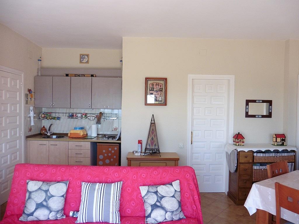 Comedor - Apartamento en venta en Muntanya del mar en Canyelles - 299717939