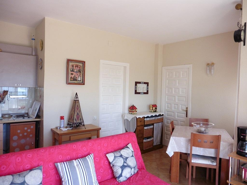 Comedor - Apartamento en venta en Muntanya del mar en Canyelles - 299717944