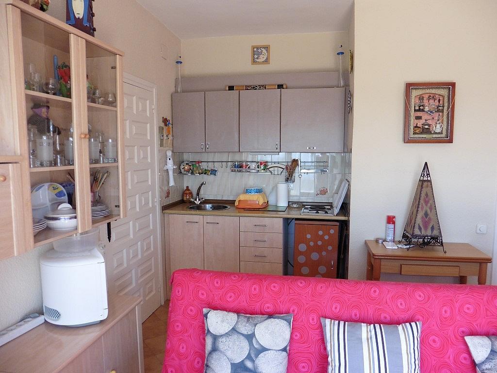 Comedor - Apartamento en venta en Muntanya del mar en Canyelles - 299717950