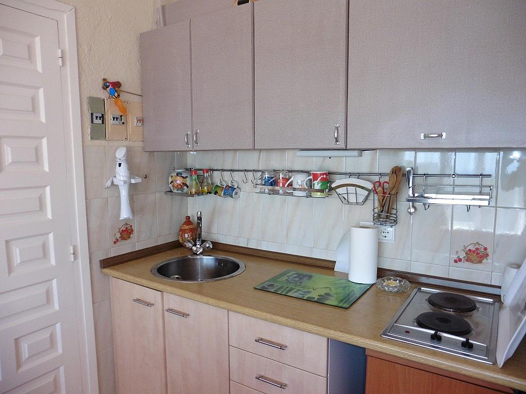 Cocina - Apartamento en venta en Muntanya del mar en Canyelles - 299717961