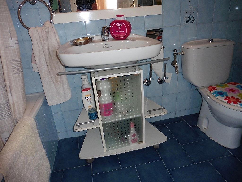 Baño - Apartamento en venta en Muntanya del mar en Canyelles - 299717981