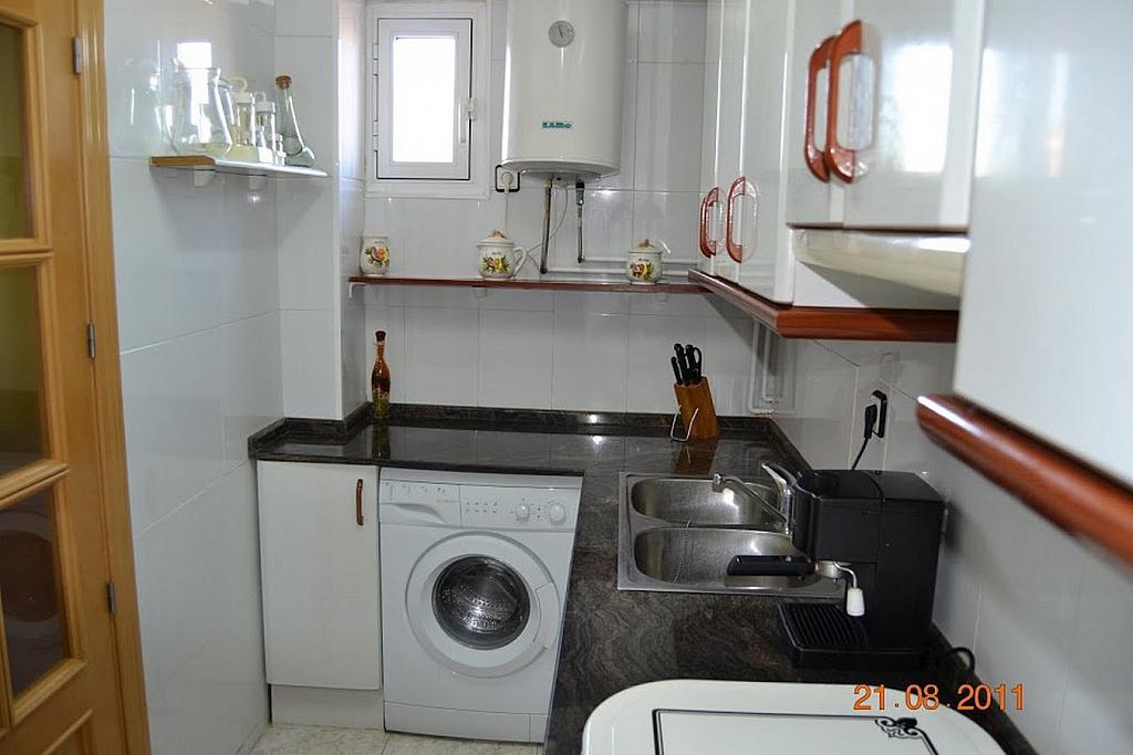 Cocina - Apartamento en venta en Capellans o acantilados en Salou - 152952371