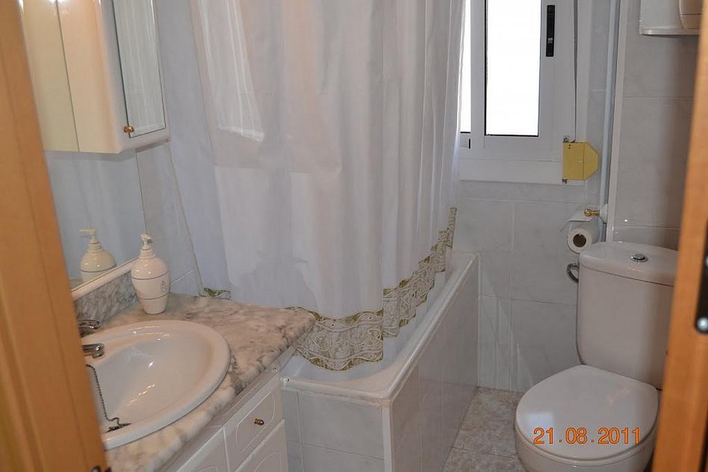 Baño - Apartamento en venta en Capellans o acantilados en Salou - 152952479