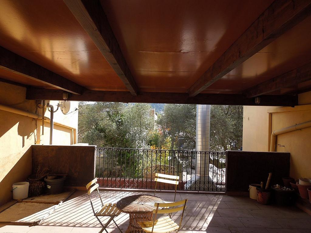 Patio trasero - Restaurante en alquiler en Canyelles - 162324143