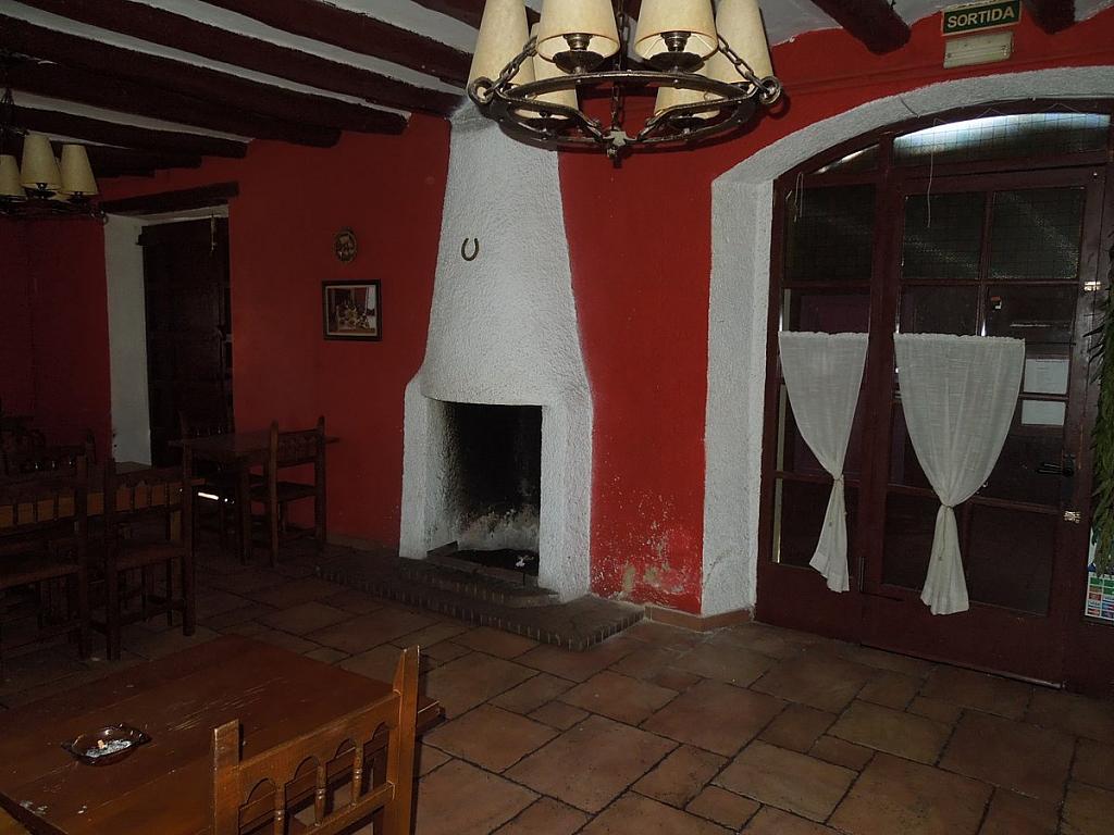 Comedor - Restaurante en alquiler en Canyelles - 162324174
