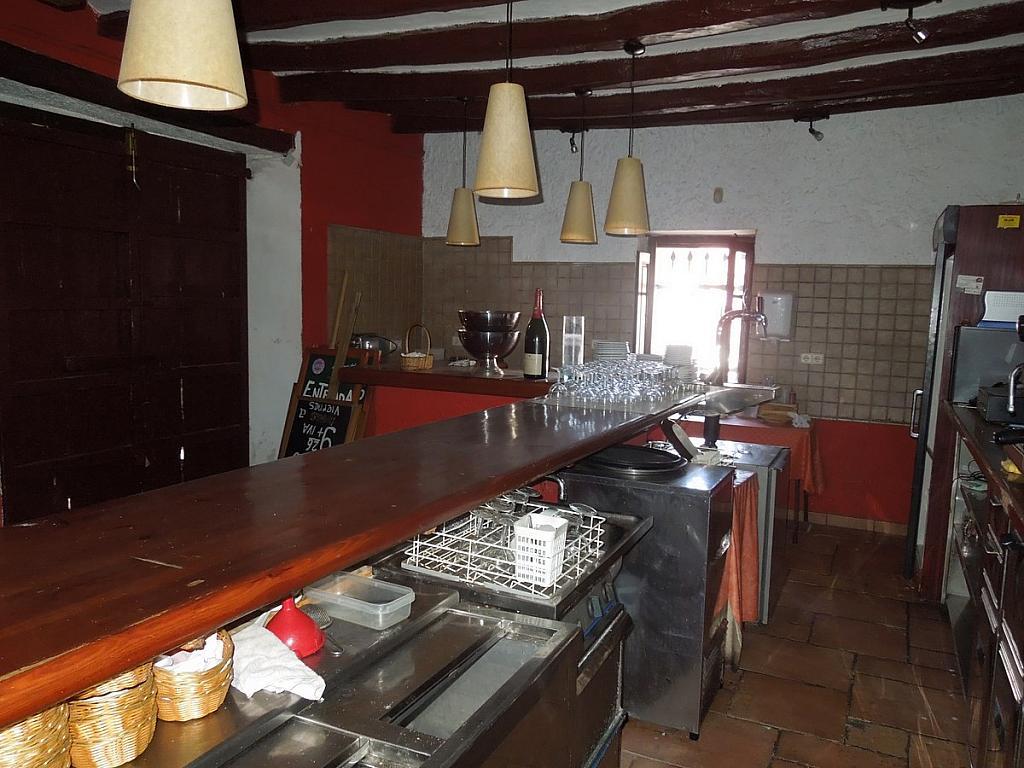 Detalles - Restaurante en alquiler en Canyelles - 162324183