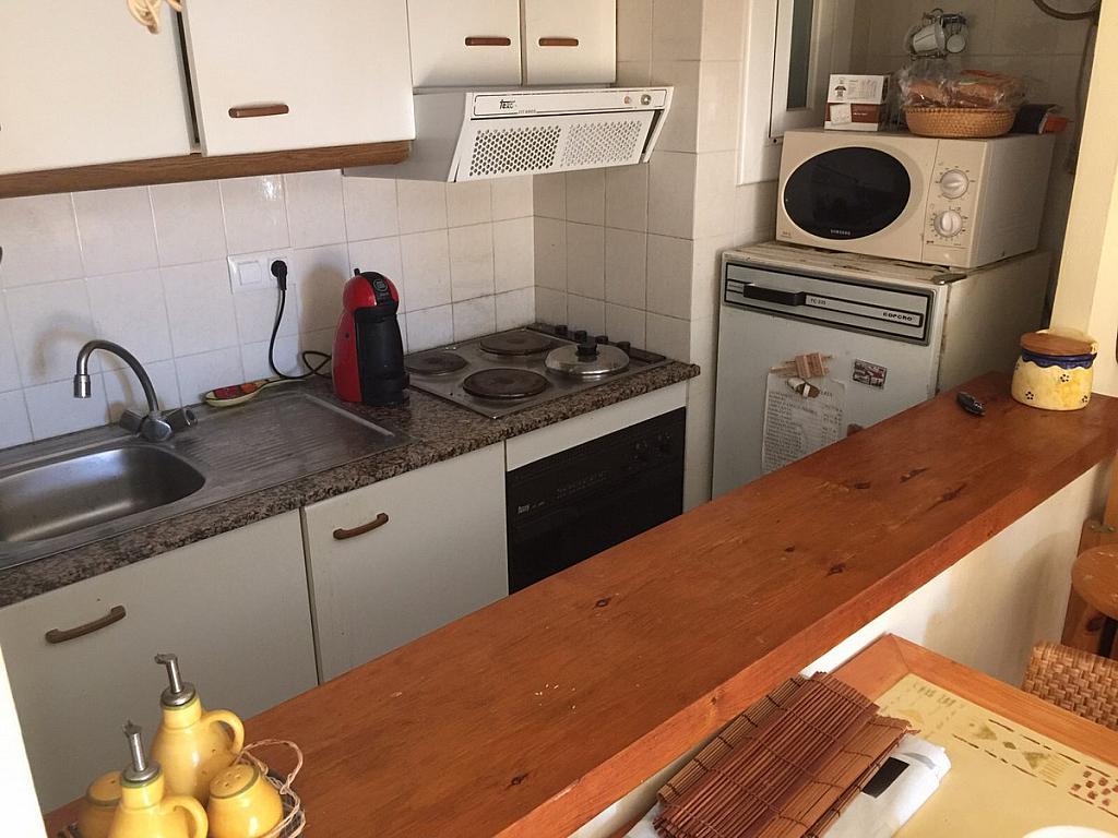 Cocina - Apartamento en venta en Escala, L´ - 221444281